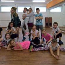 Streetdance Kids Lil´Heroes   331 Dance Studio Olomouc