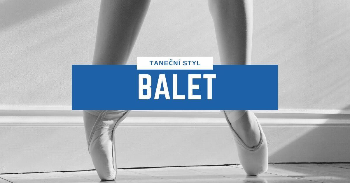 Taneční styl Balet   331 Dance Studio Olomouc