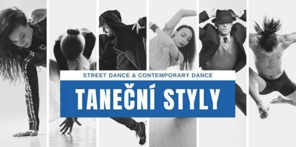 Taneční styly | 331 Dance Studio Olomouc