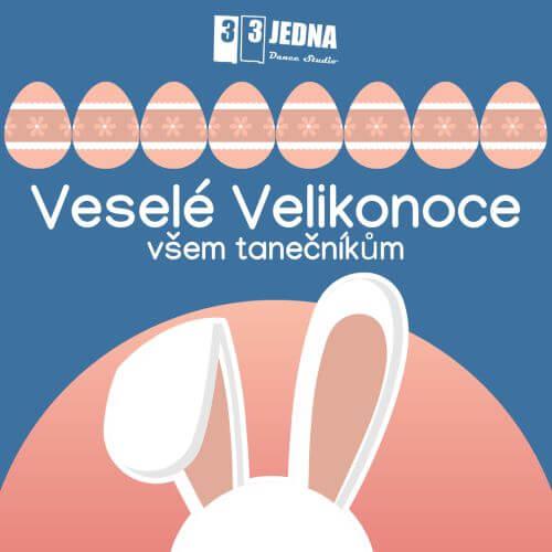 Veselé Velikonoce přeje 331 Dance Studio Olomouc