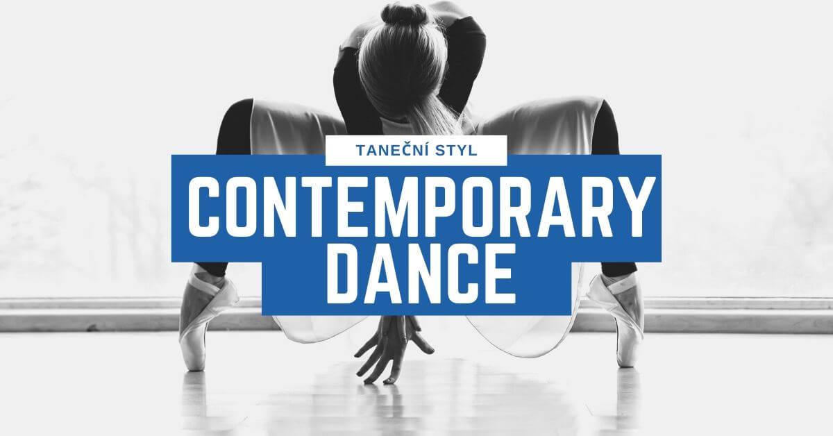 Taneční styl Contemporary Dance (současný tanec) | 331 Dance Studio Olomouc